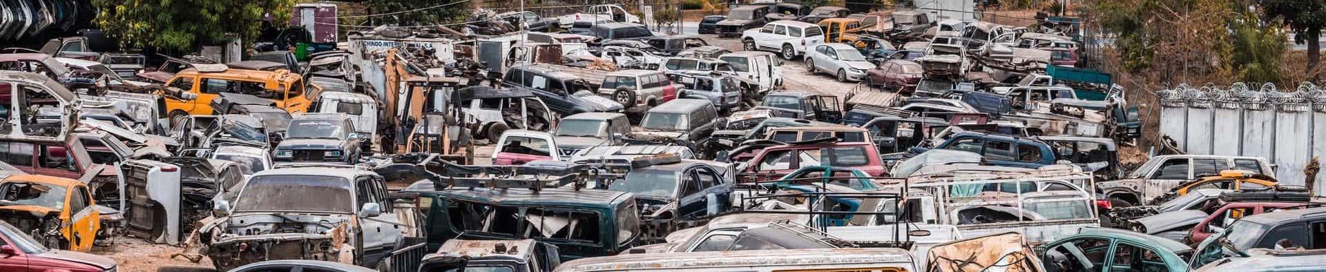Billede - Opkøb af skrotbiler i København og i hele Danmark – Få Danmarks højeste skrotpræmie